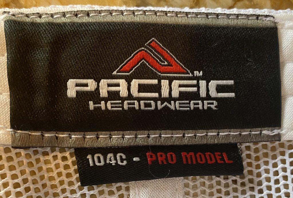 Pacific Headwear 104c-Pro Model